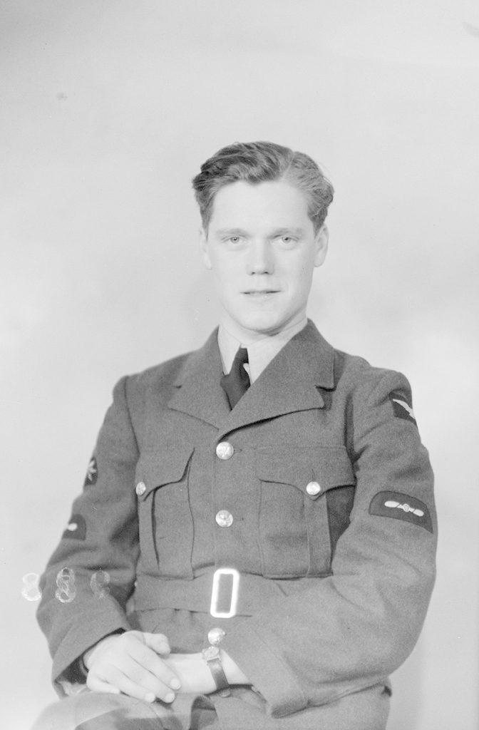 Dennis, about 1940-1945