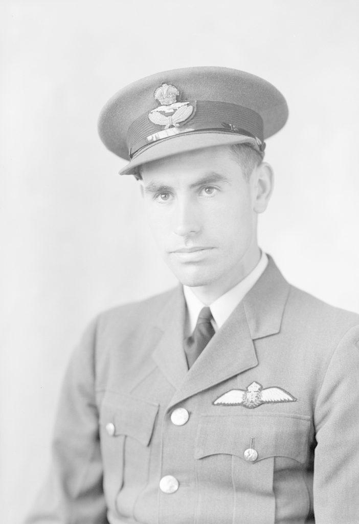 D.K. MacKay, about 1940-1945