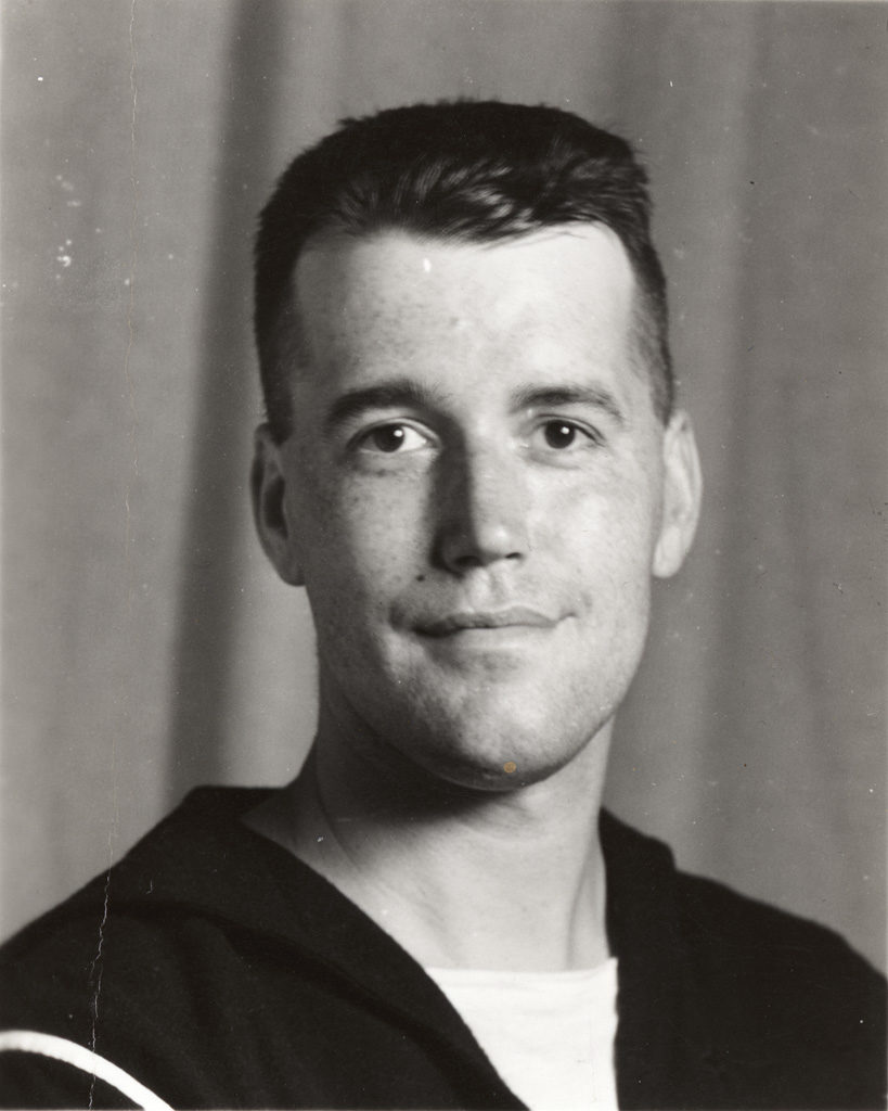 E.A. Snelling, about 1940-1945