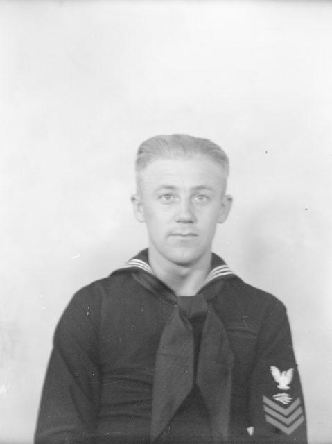 E.H. Happerorn ?, about 1941-1945