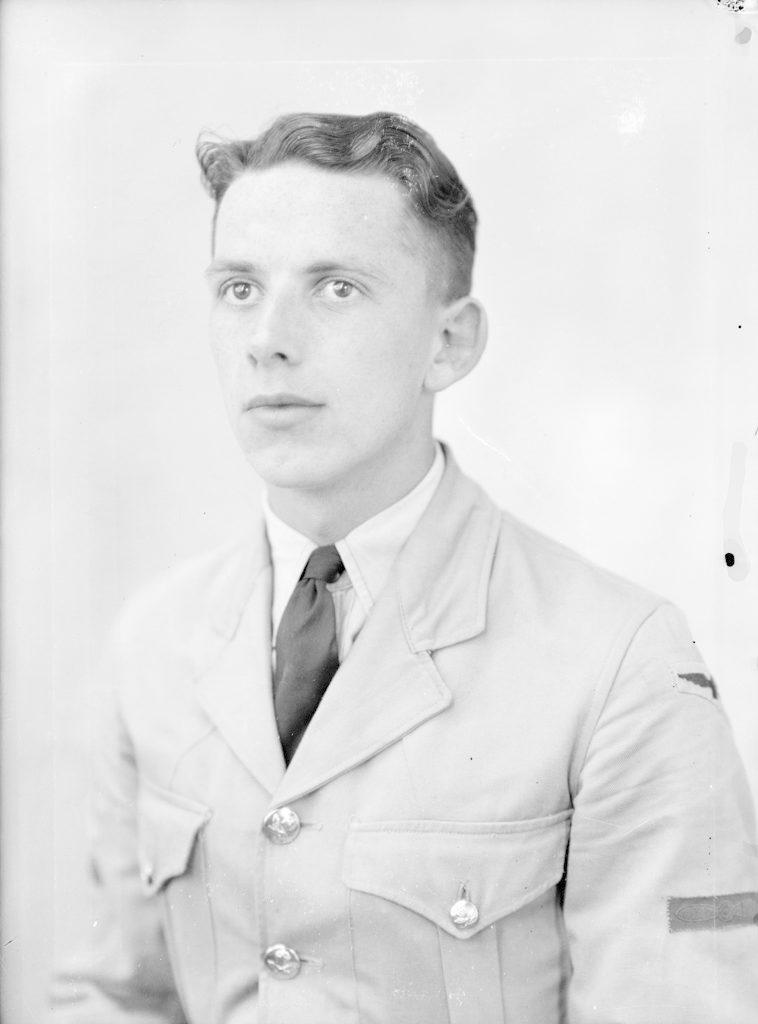 F. Pritchard, about 1940-1945