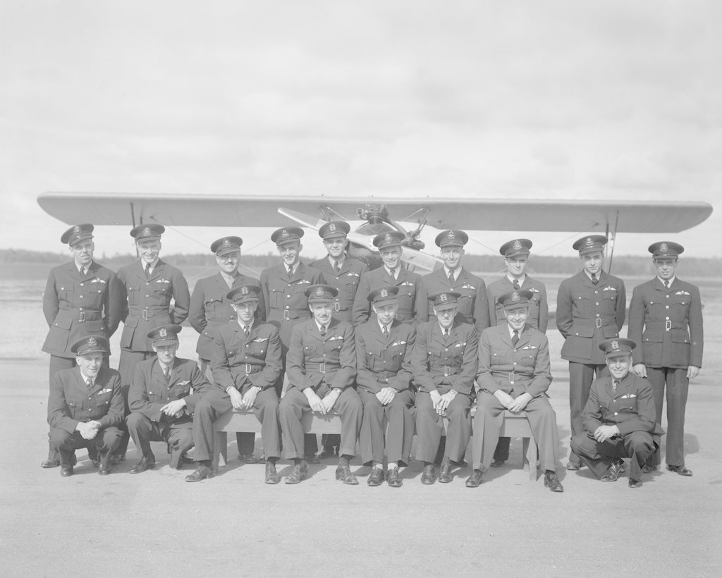 Flying Instructors, about 1940-1945