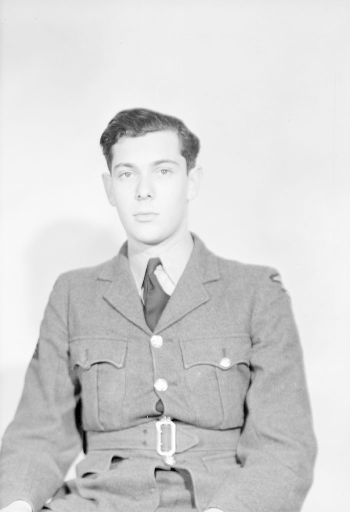 G. Berg, about 1940-1945
