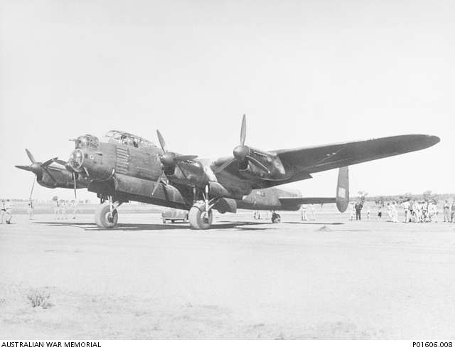 G for George at Dubbo 1945 AWM P01606.008