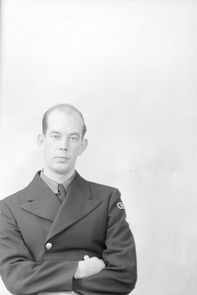 G. Hemicke, about 1940-1945