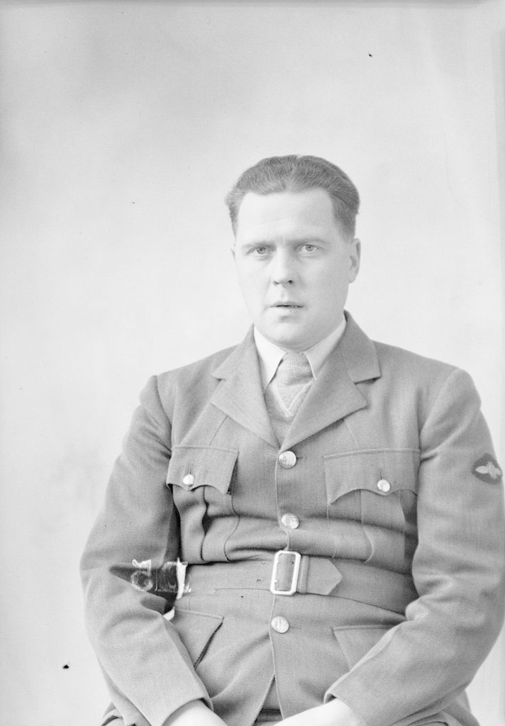 Geo. Moncreif, about 1940-1945