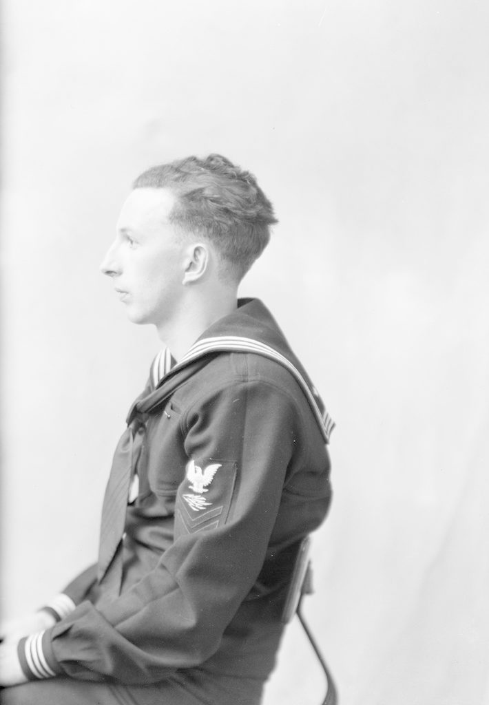 Greene, about 1940-1945