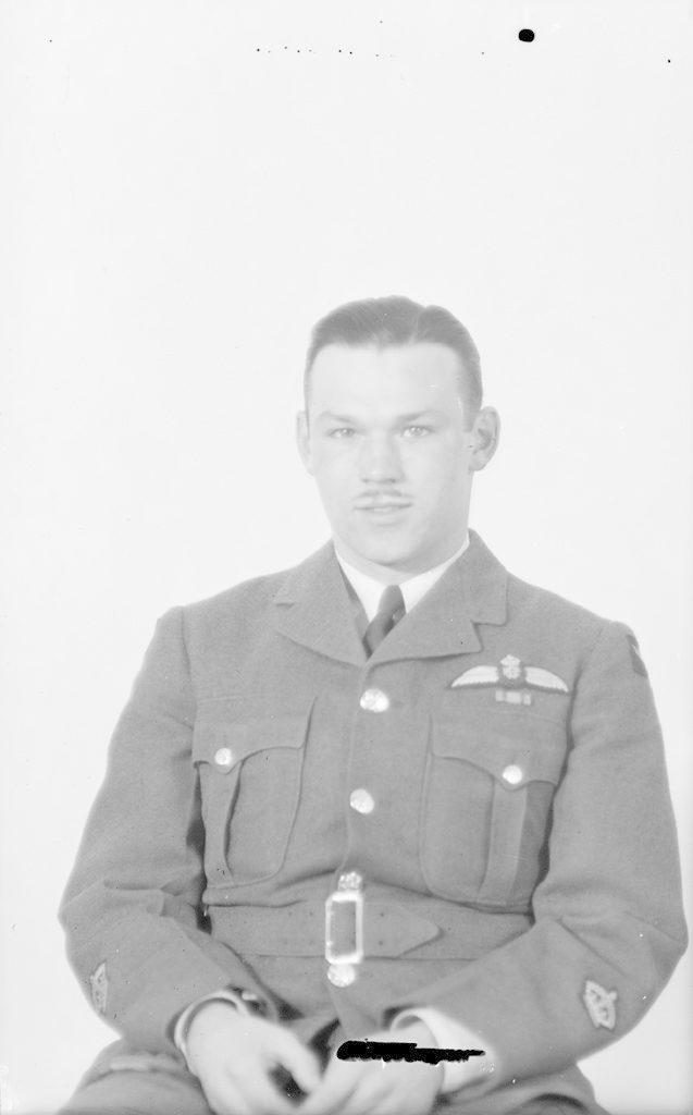G.W. Райт, о 1940-1945 годах