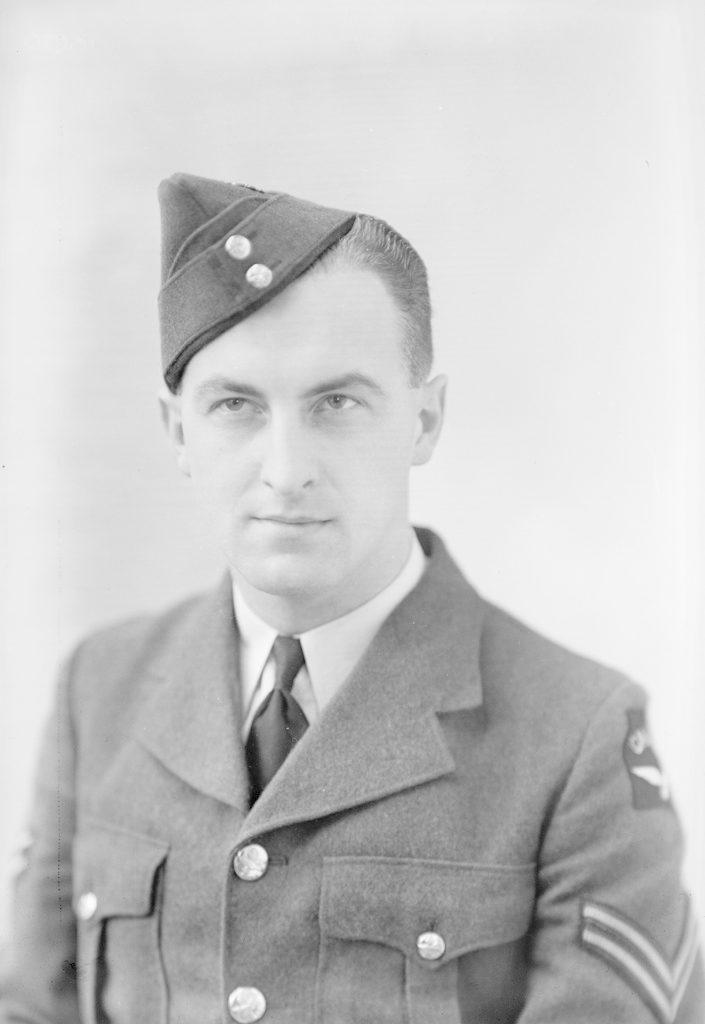 Harold Turner, about 1940-1945
