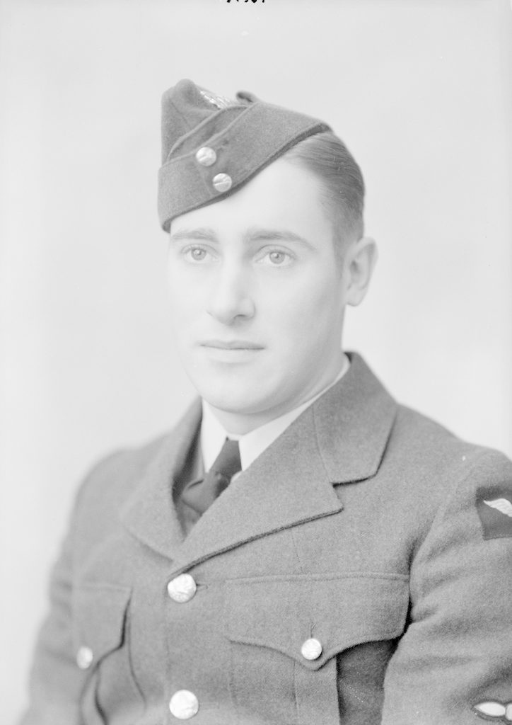 H.W. Clifton, about 1940-1945