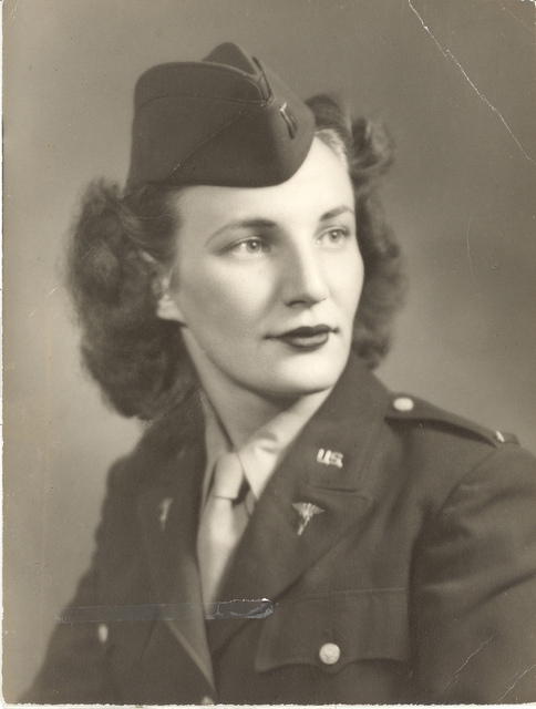 Ida Fieldman March 1945