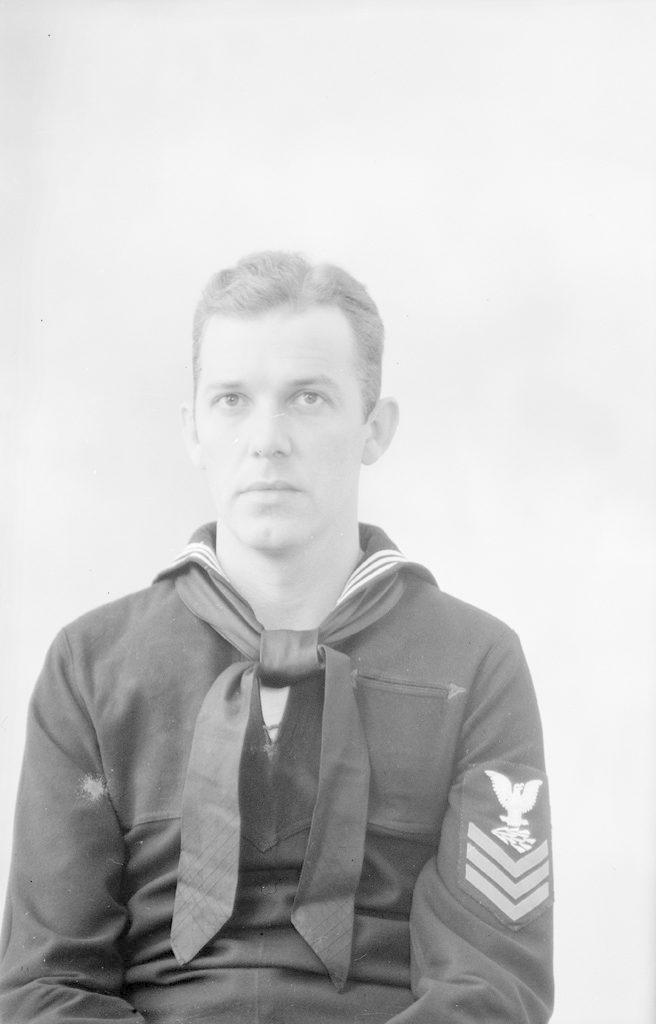 Ingram or J.B. Burton, about 1941-1945