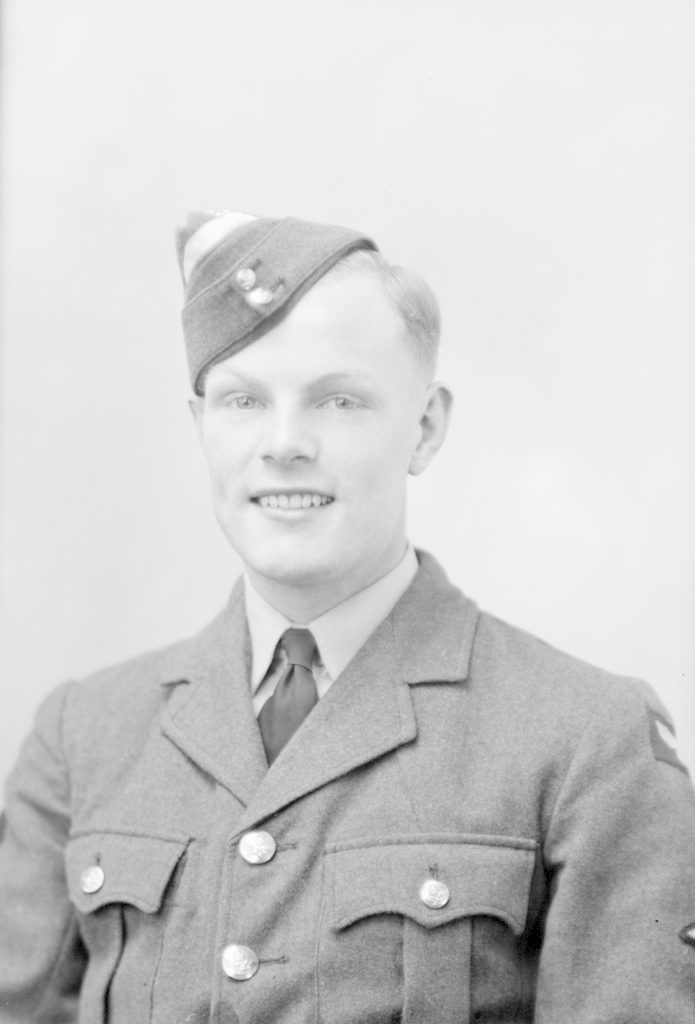 J. Giffin, about 1940-1945