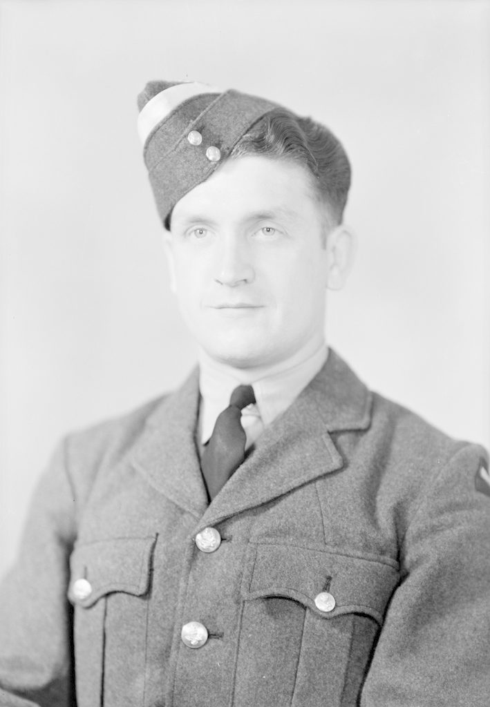J. Ramsey, about 1940-1945