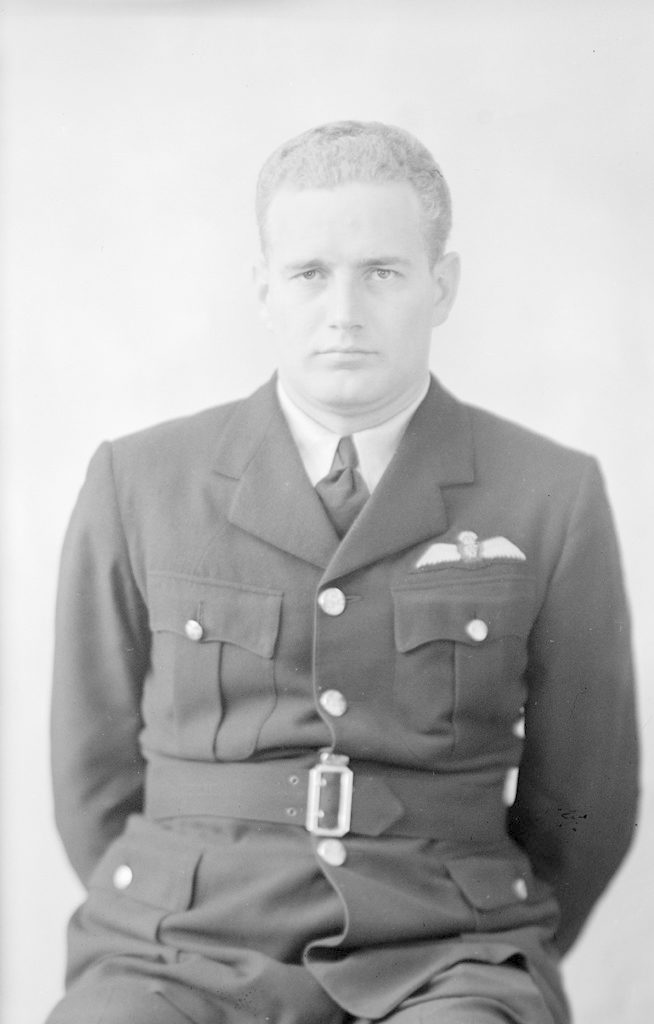 J.A. King, about 1940-1945