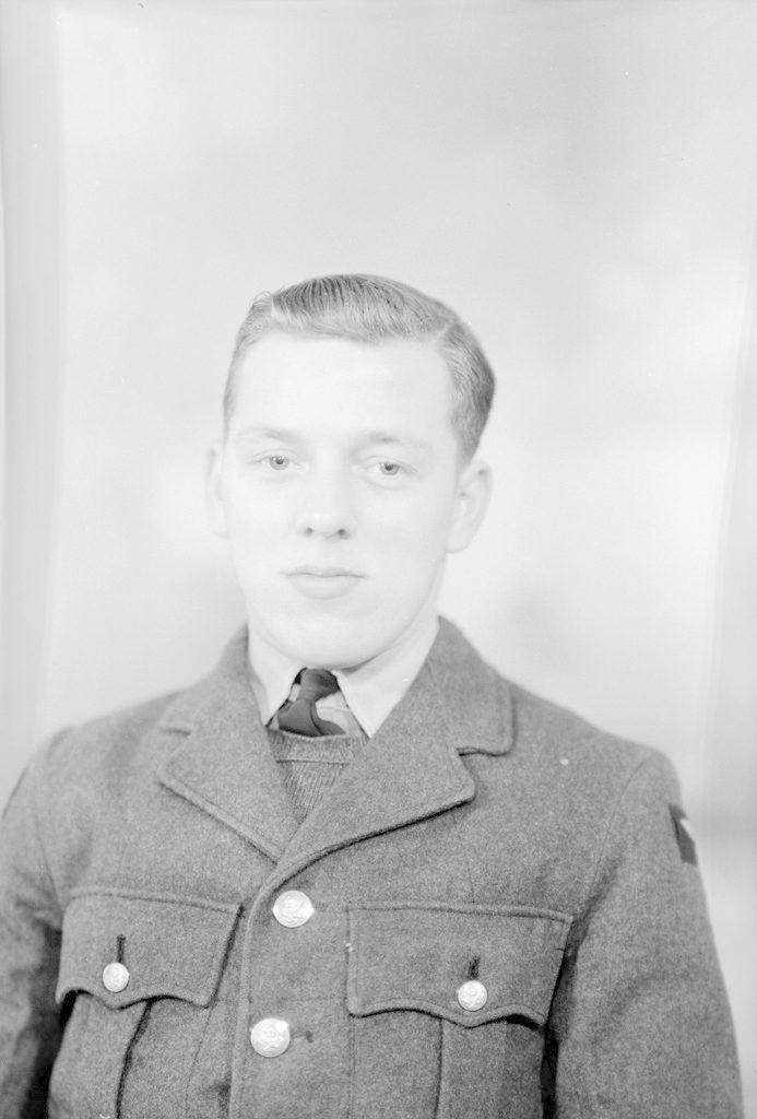 J.A. Timms, H.O. Southern, about 1940-1945