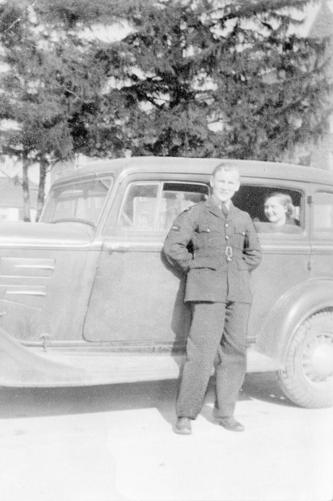 Jarman, about 1940-1945