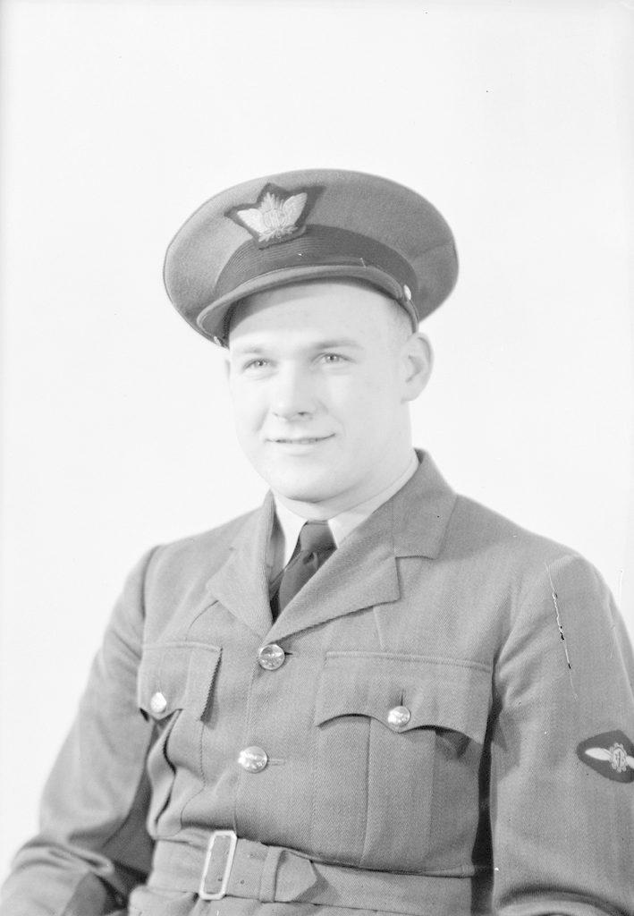 J.G. MacDougald, about 1940-1945