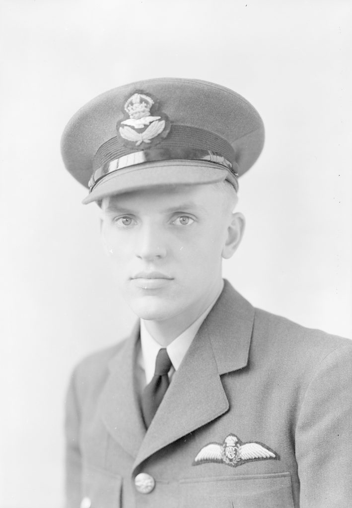 J.G. Walter, about 1940-1945
