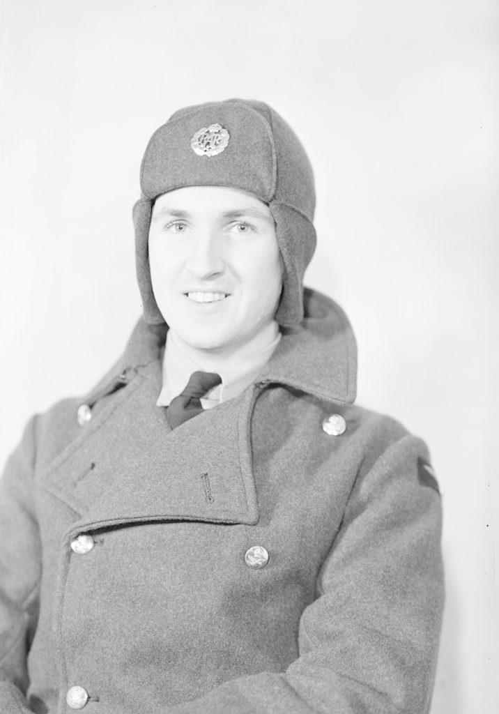 J.M. Sinclair, about 1940-1945
