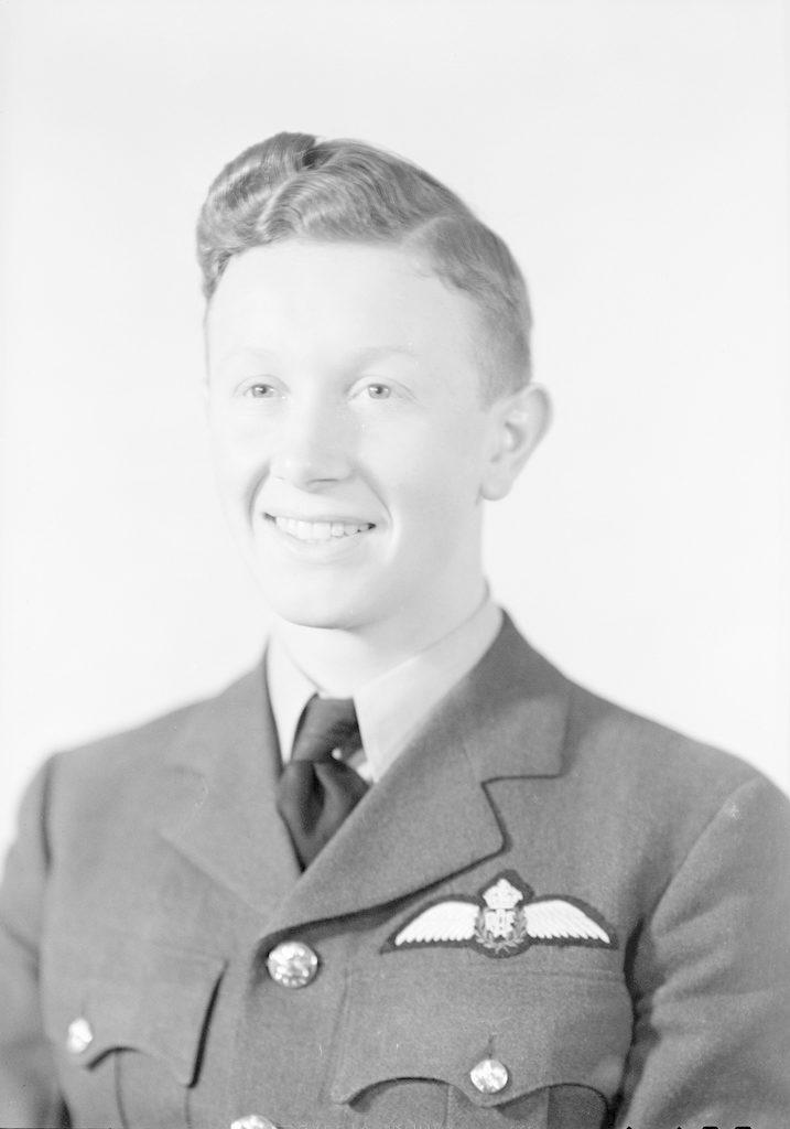 John Holland, about 1940-1945