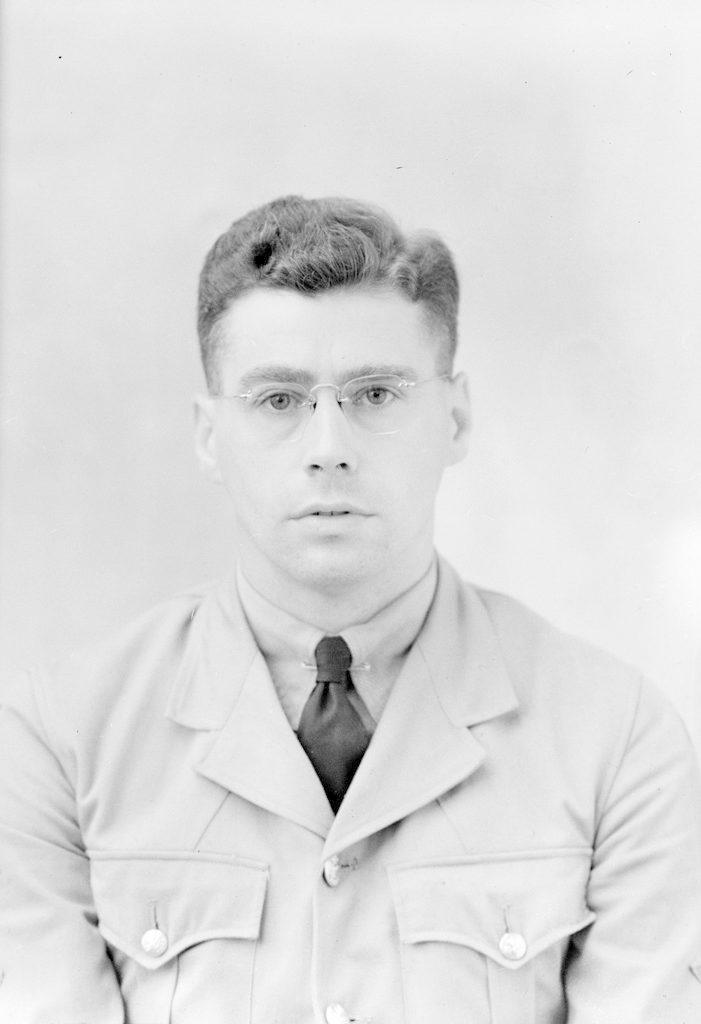 Johnson, about 1940-1945