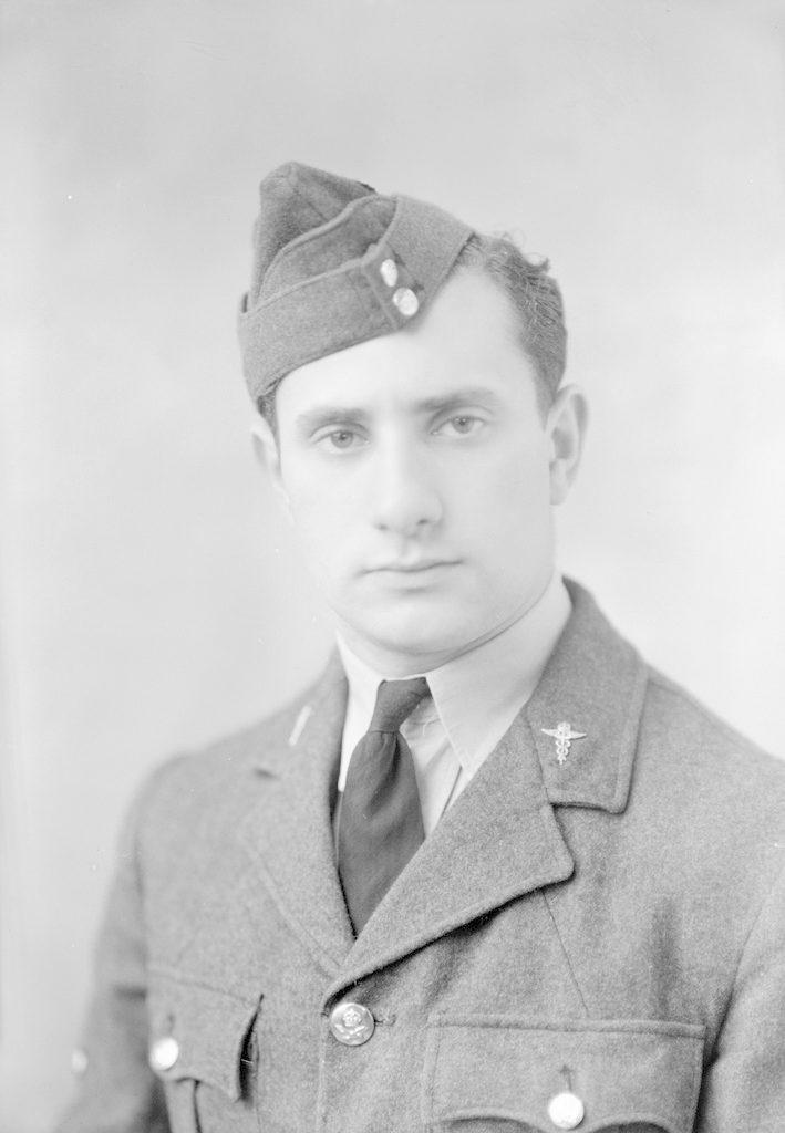 L.A.C. Cohen, about 1940-1945