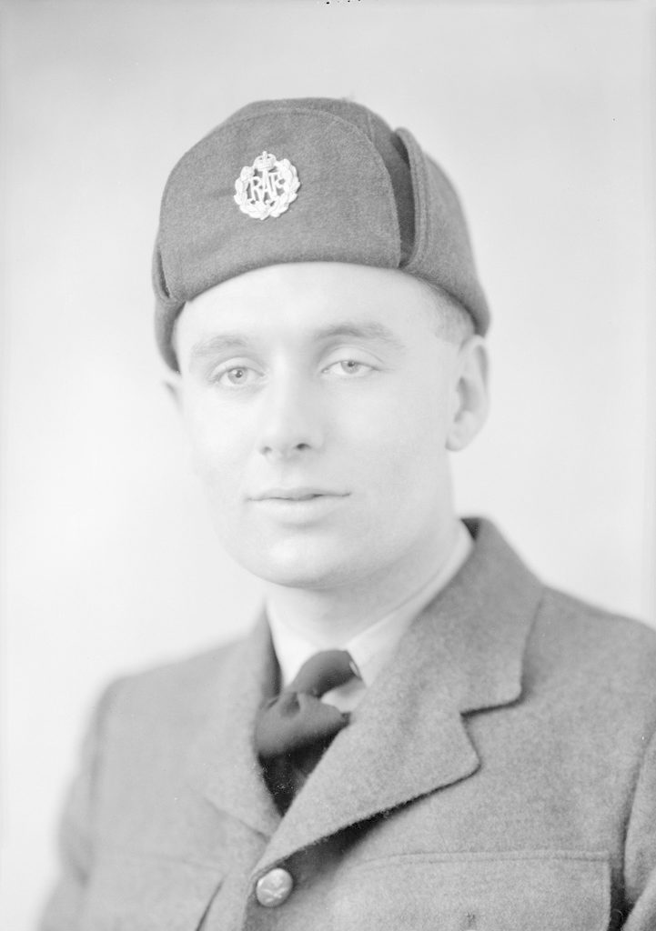L.E. Tulett, about 1940-1945