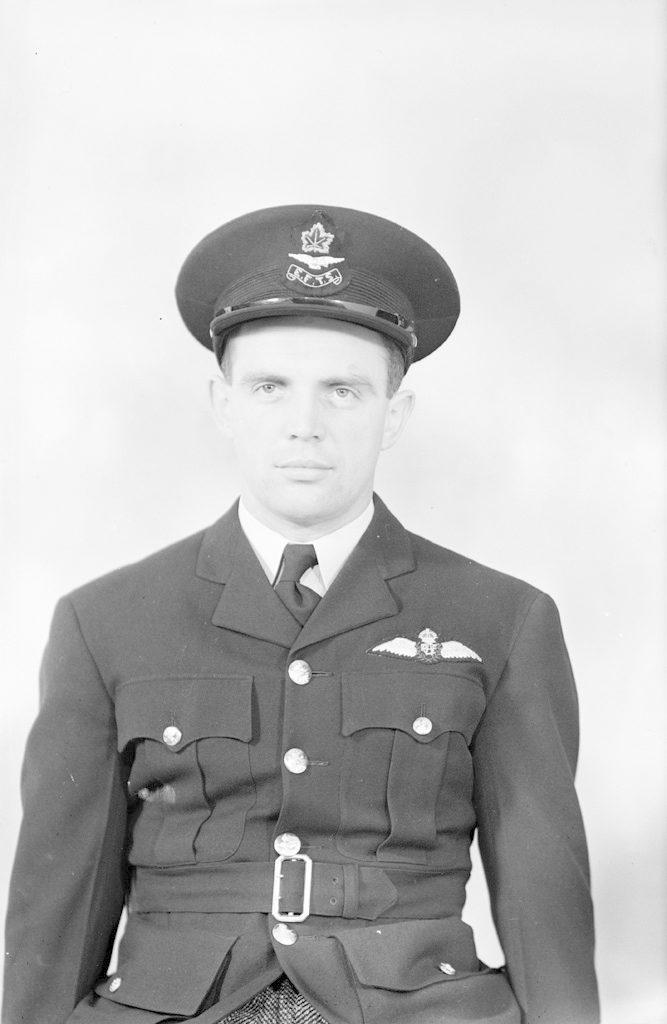 Len Filton, about 1940-1945