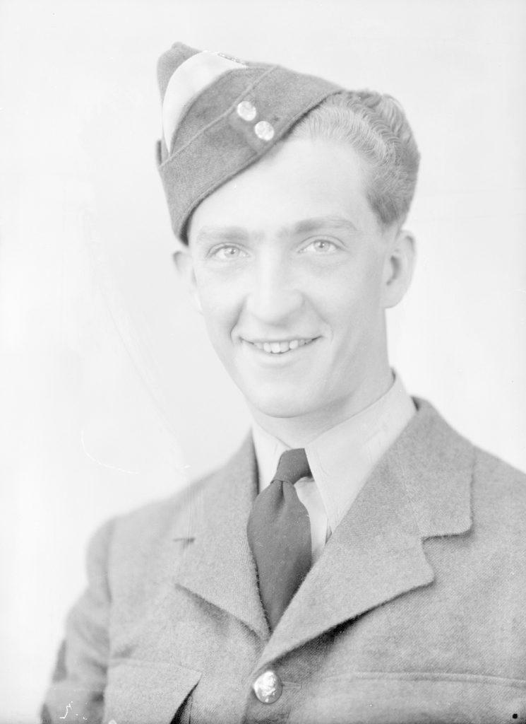 L.K. Kevan, about 1940-1945