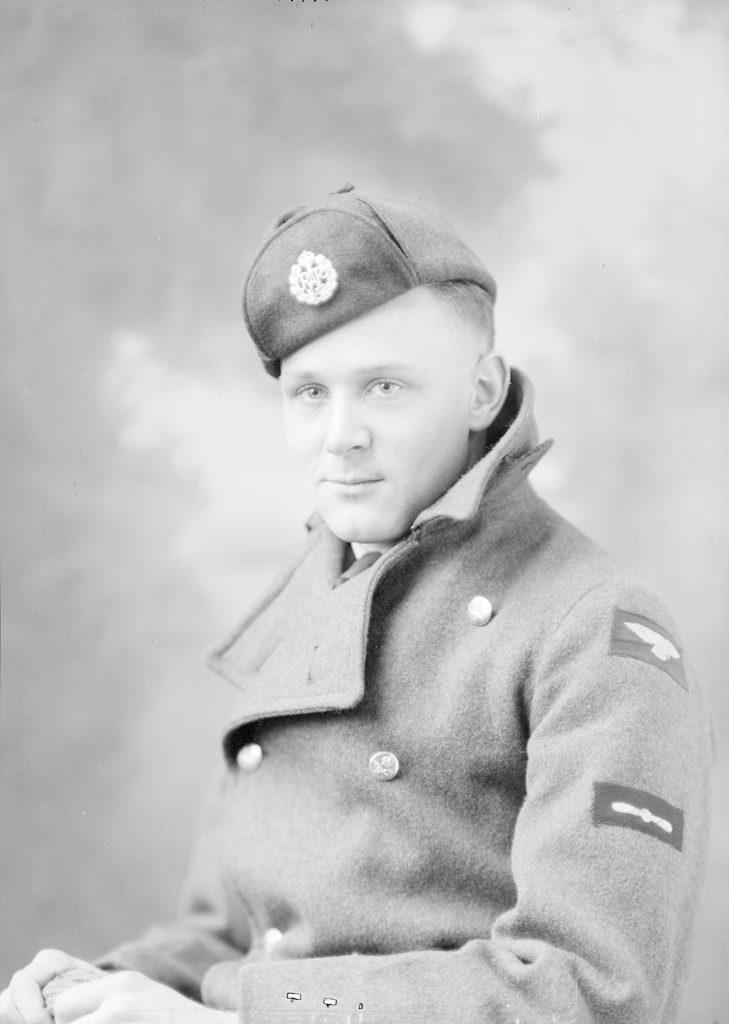 L.R.M. Норрис, о 1940-1945 годах