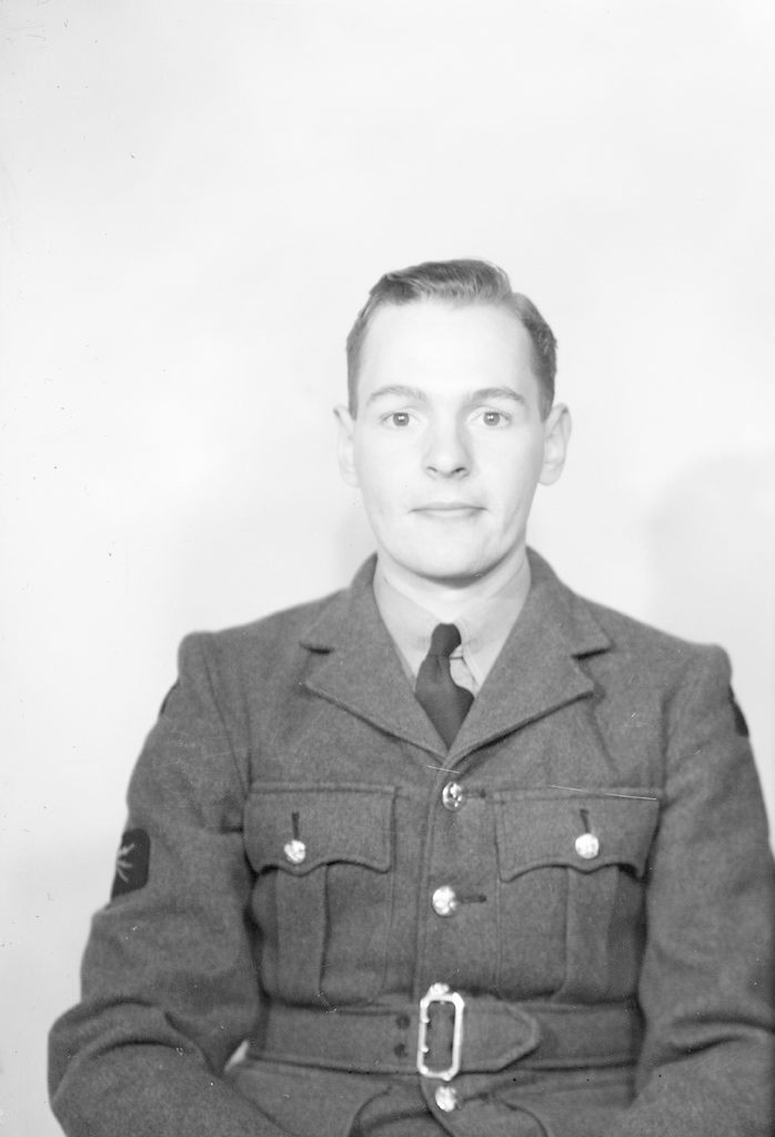 Marsh, about 1940-1945