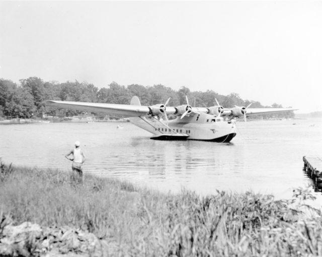Martin M-130 Pan American Airlines
