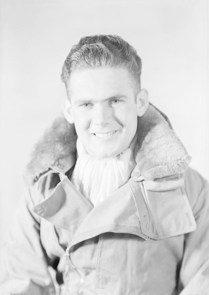 Morgan, W.J., about 1940-1945