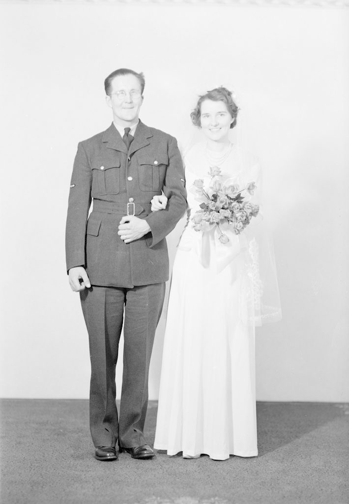 Mr. D.W. Collier, about 1940-1945