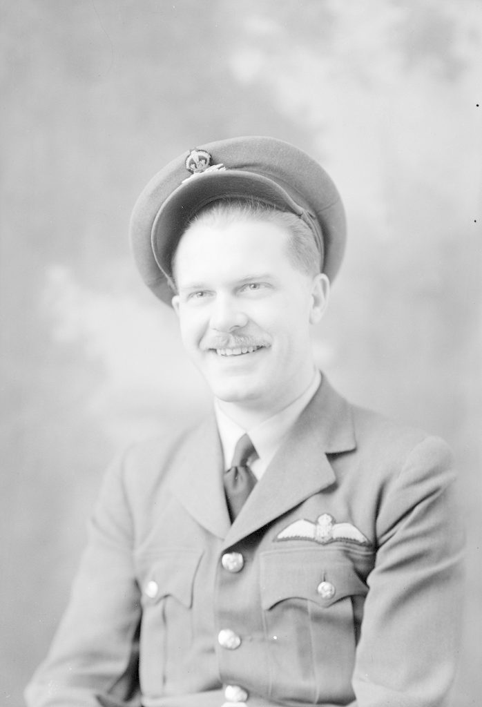 Mr. McDowell, about 1940-1945