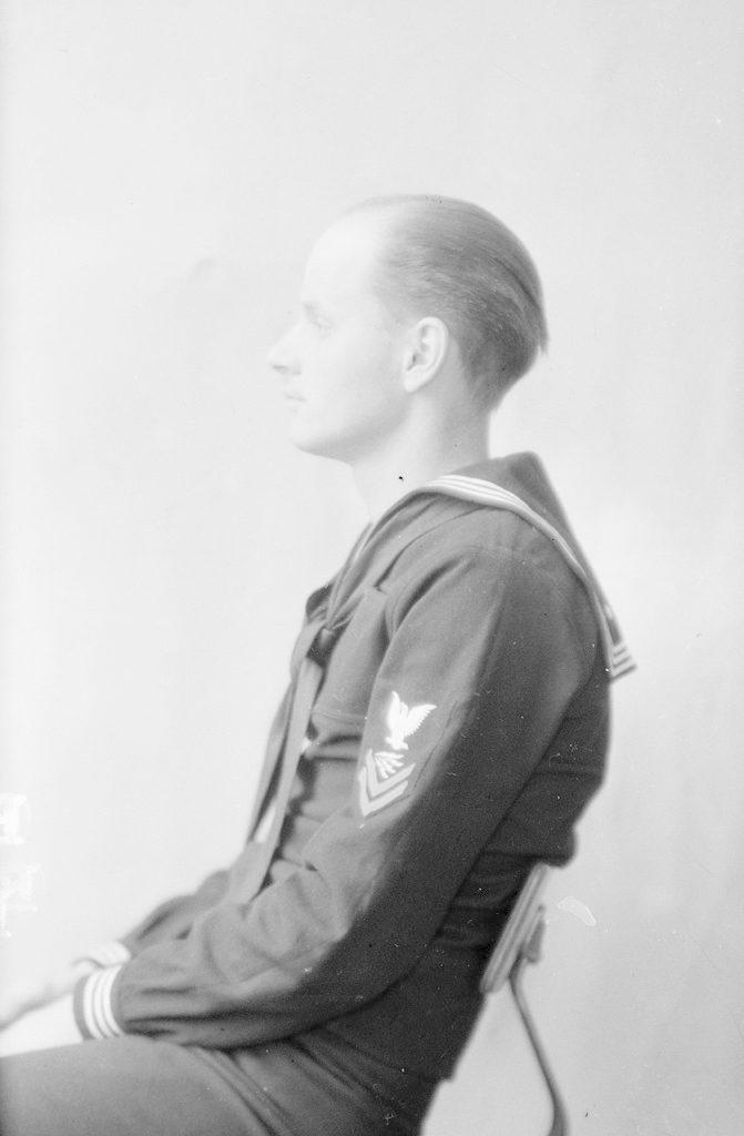 Murray, W.R. (U. Navy), about 1940-1945