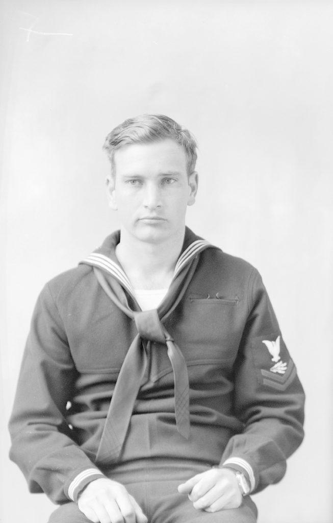 N.E. Speeber, about 1940-1945
