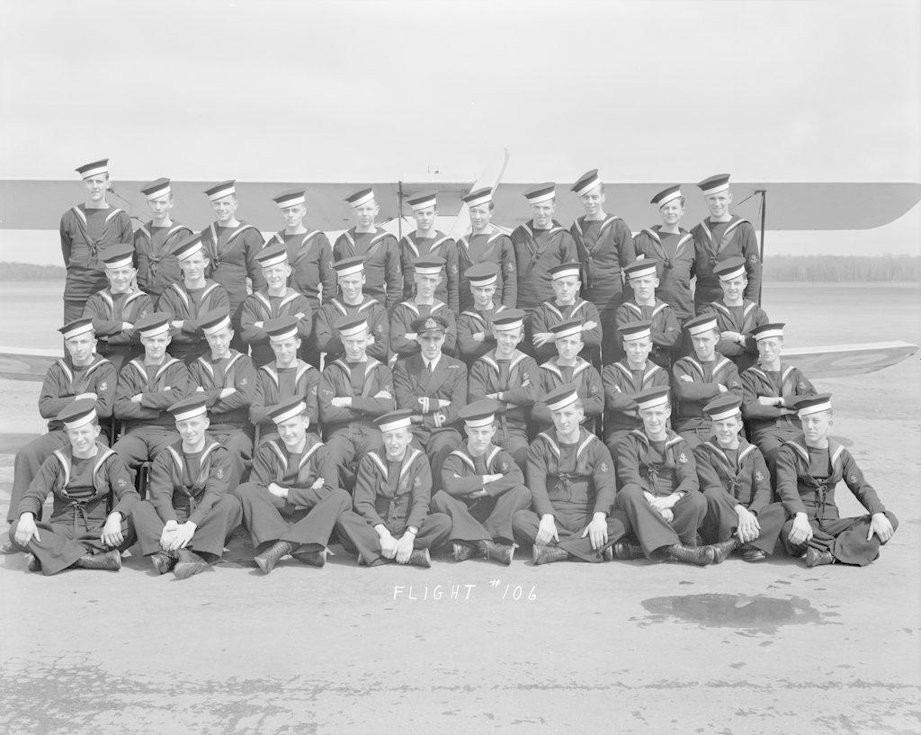 """Нет. 106 типа """"Скай Харбор"""", около 1940-1945 годов"""