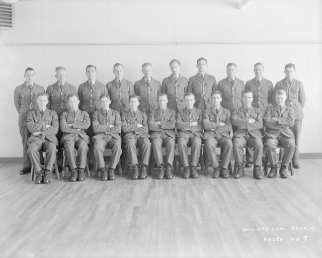 No. 7, about 1940-1945