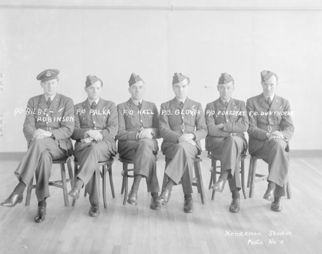 No.11 Specialist N Course, about 1940-1945
