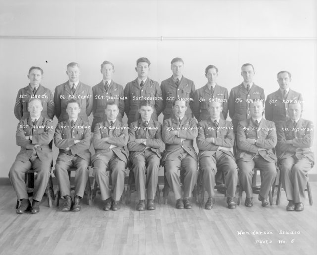 No.26 Astro Course, about 1940-1945