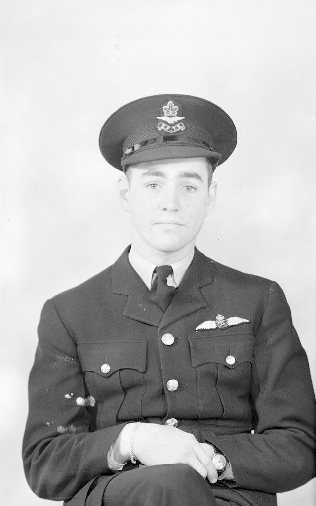 Pequegnat, Jack, about 1940-1945