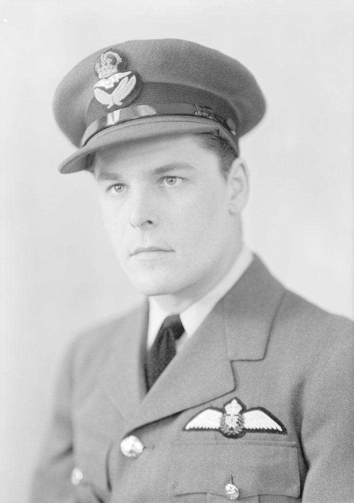 P/O Bilton, about 1940-1945