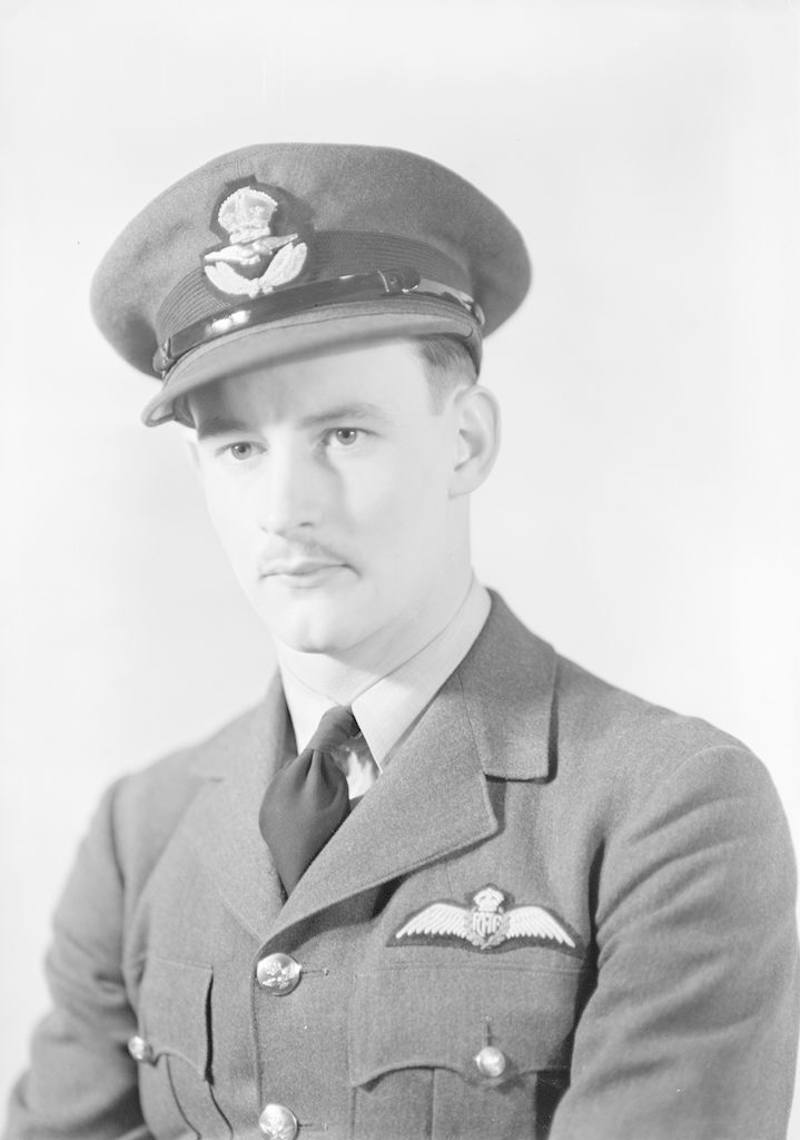 P/O Gray, about 1940-1945