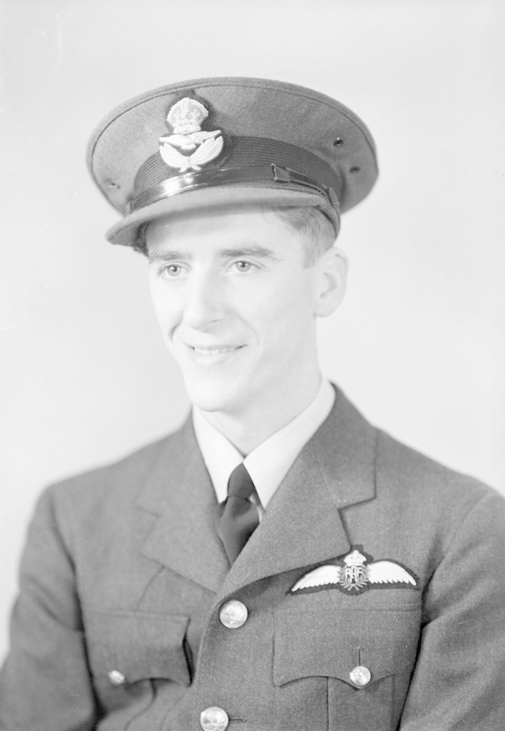 P/O J. Ibister, about 1940-1945