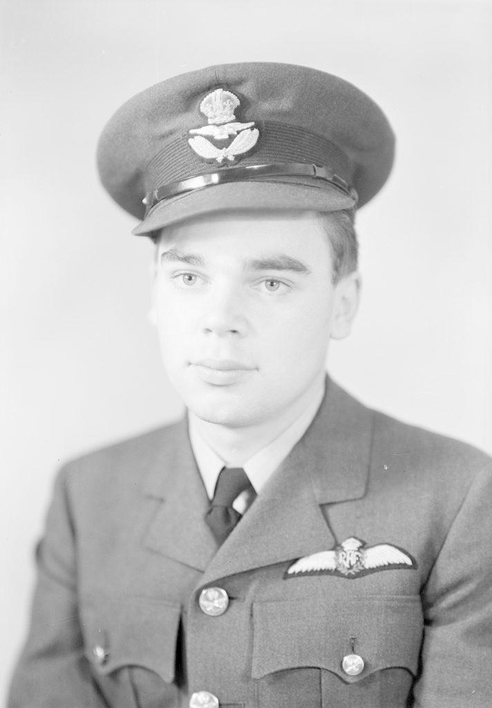 P / O J.W. Коул, около 1940-1945 годов
