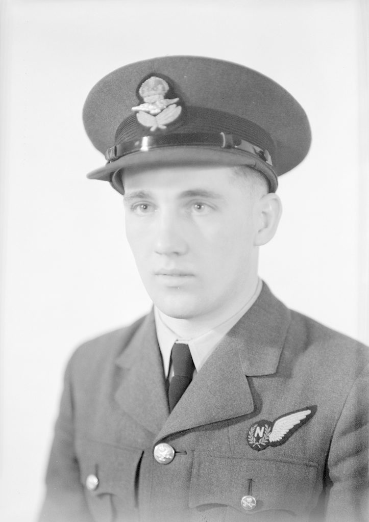 P/O Lakin, about 1940-1945