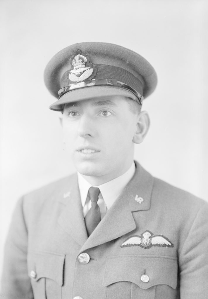 P/O Morton, about 1940-1945