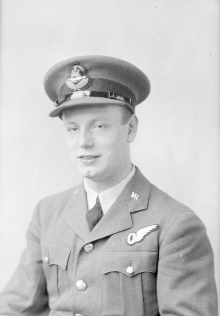 P/O/ Roberts, about 1940-1945